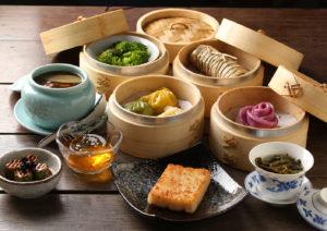 竹里館蔬食套餐