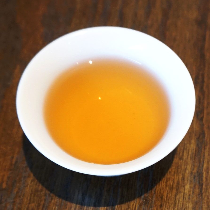 阿里山鉄観音茶湯