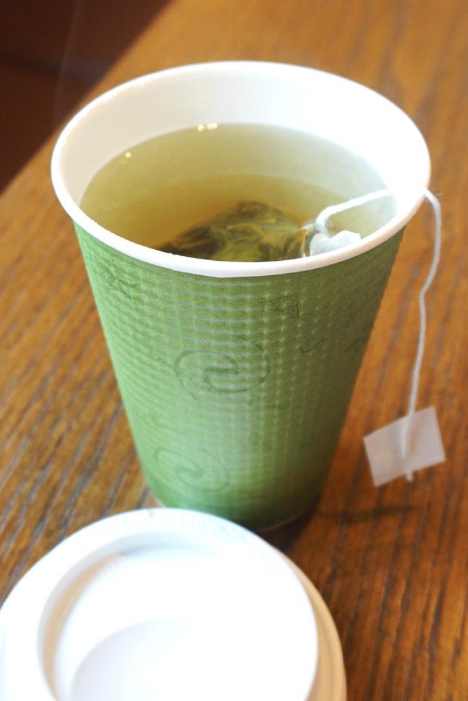 烏龍茶テイクアウト