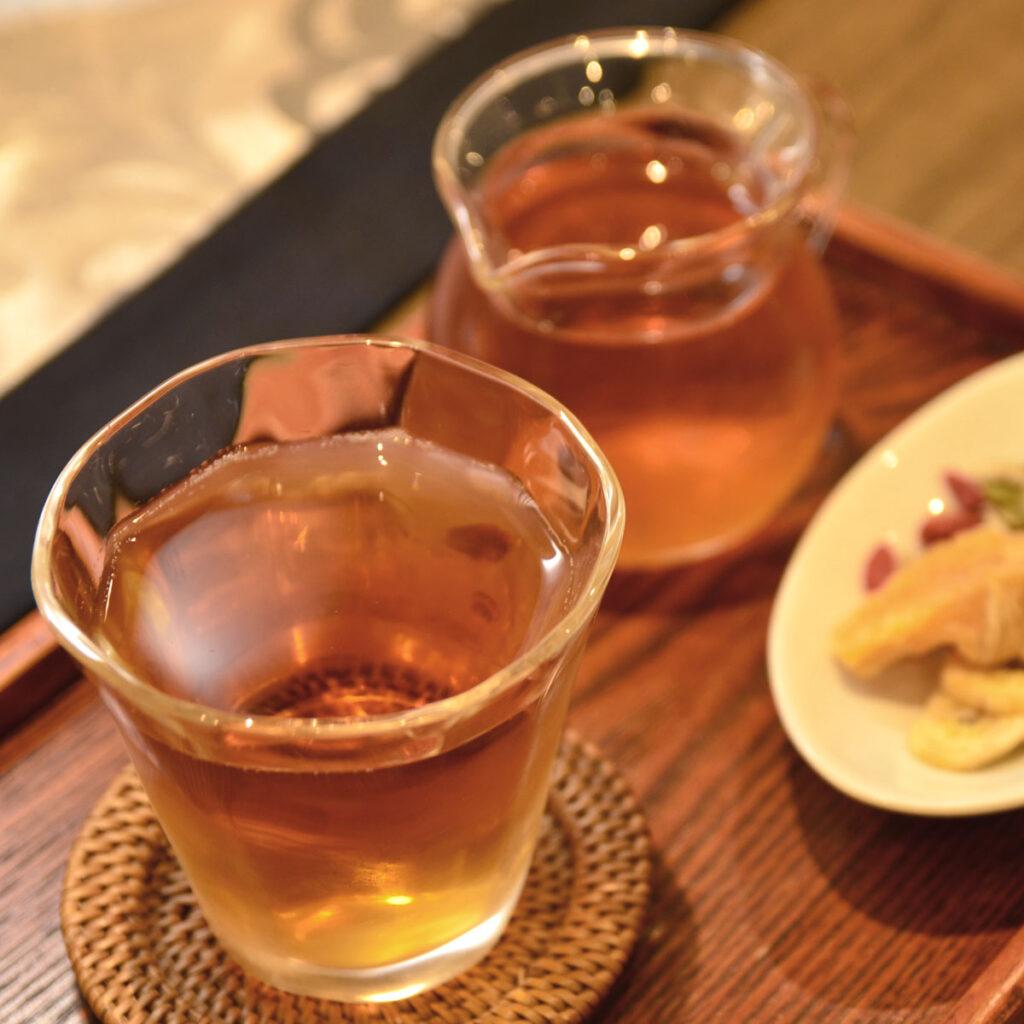 蜜香紅茶アイスティー